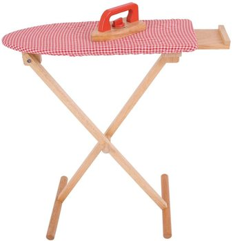 Pretend play Family Motoring & Leisure Childrens Role Play Wooden Ironing Board