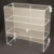 Custom Clear Acrylic Display Box Plastic Display Box
