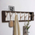 Wall-Mounted Coat Rack,Tree Branch Solid Wood Wall Mount Coat Hook
