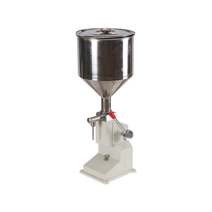 Food <strong>filling</strong> <strong>machine</strong> <strong>Manual</strong> hand pressure stainless paste dispensing liquid packaging equipment sold cream <strong>machine</strong> 5~ 50ml
