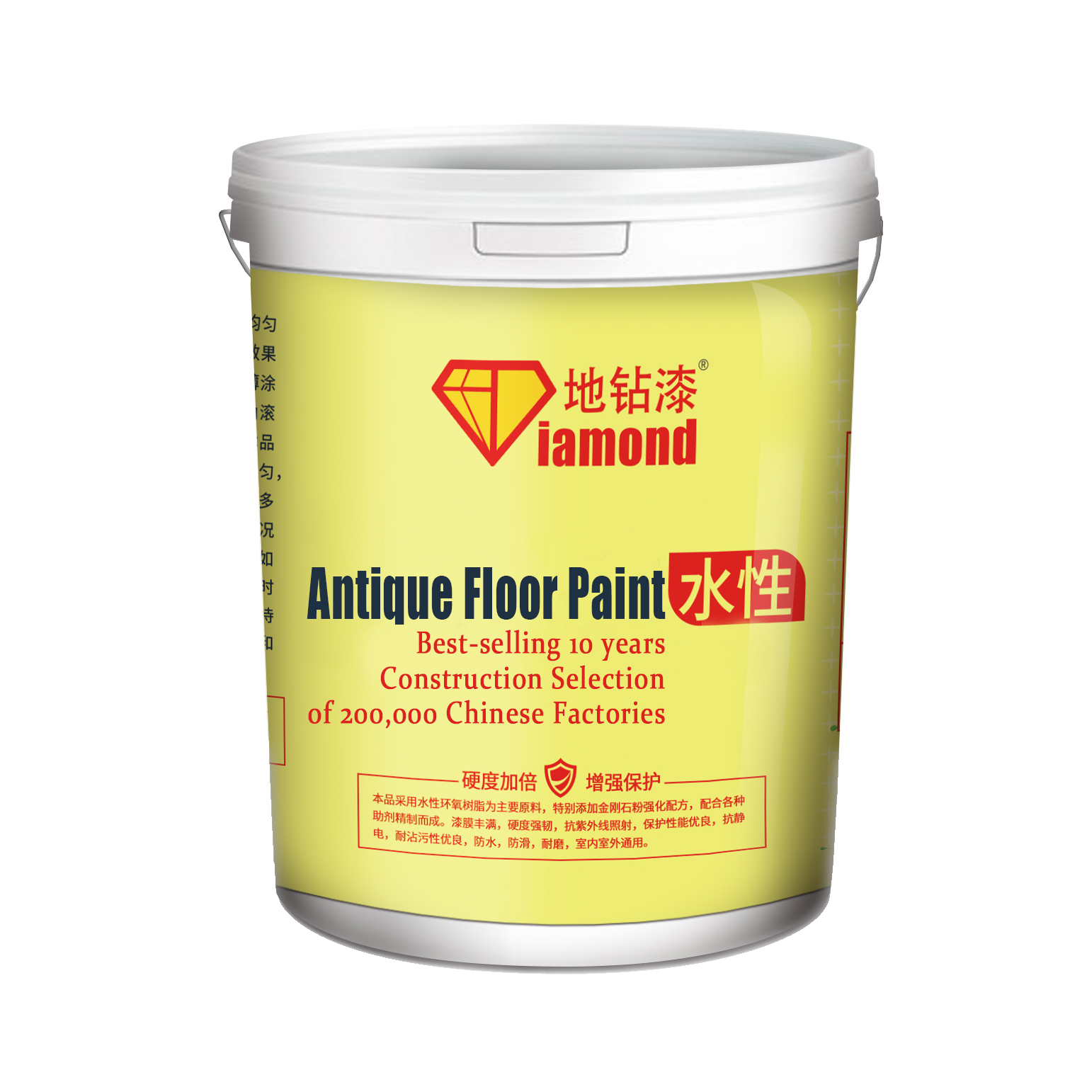 Retro Style Makes Old floor <strong>paint</strong>,Industrial Wind Cement <strong>Paint</strong> ,Epoxy Resin Waterborne Art <strong>Paint</strong>