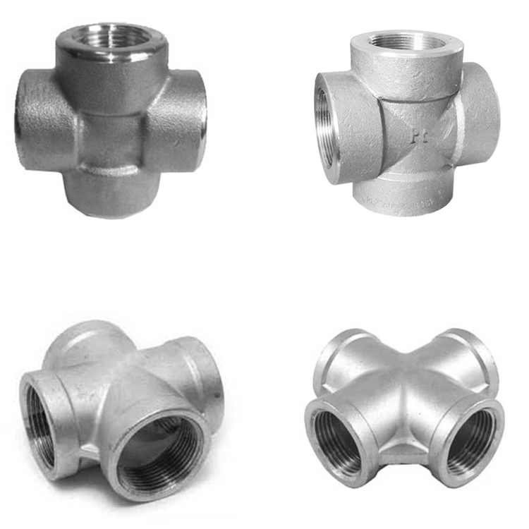 Densen customized Pipe Fitting 1/4,316 stainless steel High Pressure Coupling Pipe Fitting Elbow