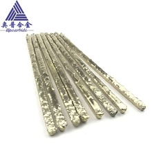 hot sale YG(70%) CuNiZn(30%) 3.2~4.8mm <strong>1</strong>/8&quot; <strong>X</strong> 3/16 Length 280mm tungsten carbide copper alloy welding rod