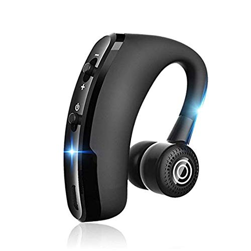 V9 Business Wireless CSR Bluetooth Headset Earphone Voice <strong>Control</strong> V4.1 Phone Handsfree MIC Music audifono bluetooth