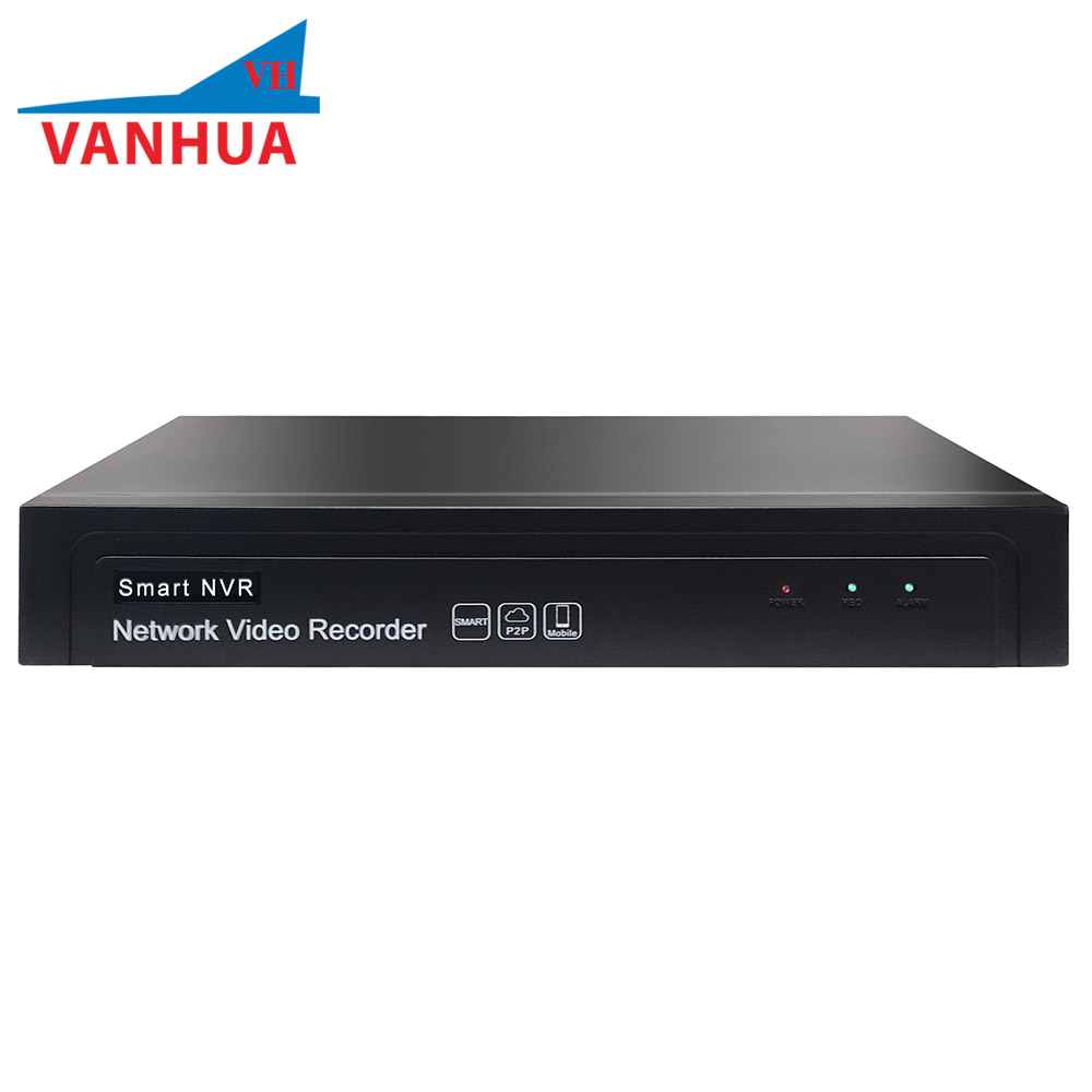 HDMI 1080P <strong>16</strong> <strong>Channel</strong> 1 SATA interface Onvif NVR Technology P2P H.265+ NVR