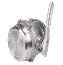 4'' aluminum <strong>stainless</strong> steel API adaptor valve for tank truck unloading and connecting