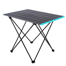 Middle Size Camping Picnic <strong>Tables</strong> Portable Compact Lightweight Folding Roll-up <strong>Table</strong> in a Bag Small, Light, and Easy to Carry