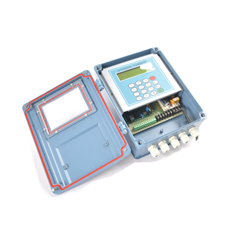 Dalian DTI-100F1 Pulse-output Fixed Type Ultrasonic Flow Meter with Monitoring Software