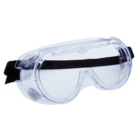 EN166 ANSI 287.1 approved antifog glasses safety goggles medical eye protection goggles and safety eyewear