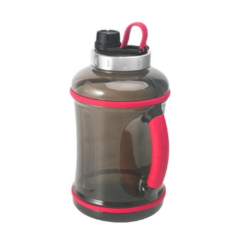 Wholesale plastic big 3200ml 1 gallon water jug with side handle