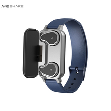 <strong>Smart</strong> Bracelet <strong>Watch</strong> 2 in 1 TWS Earbuds Earphone 5.0 Waterproof Mobile Gadgets and Accessories 2019