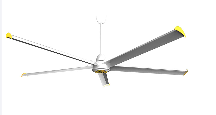 DC Ceiling Fan with PCB controller