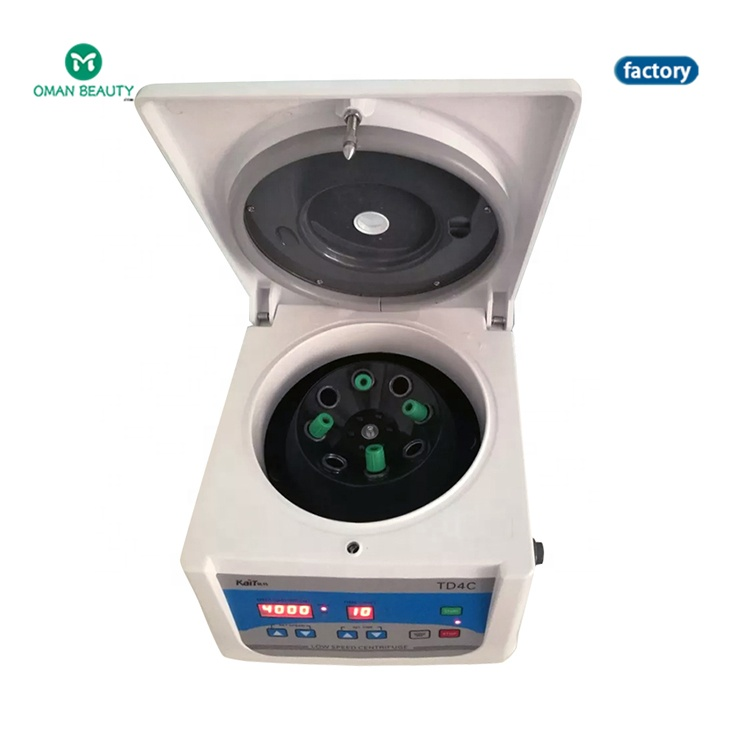 New product centrifuge PRF Blood Machine PRP Centrifuge for samples separation