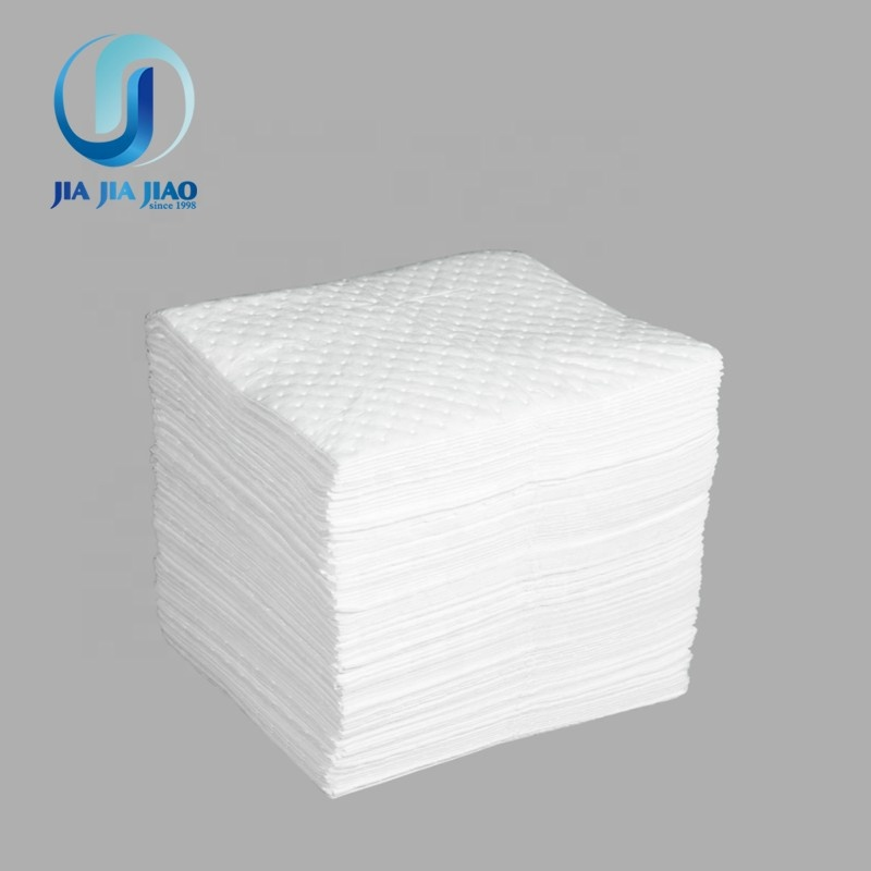 <strong>100</strong>% polypropylene Industrial <strong>Oil</strong> Spill Absorbent Pads
