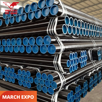 Seamless Steel Carbon Tube ASTM A106 Seamless Steel Pipe