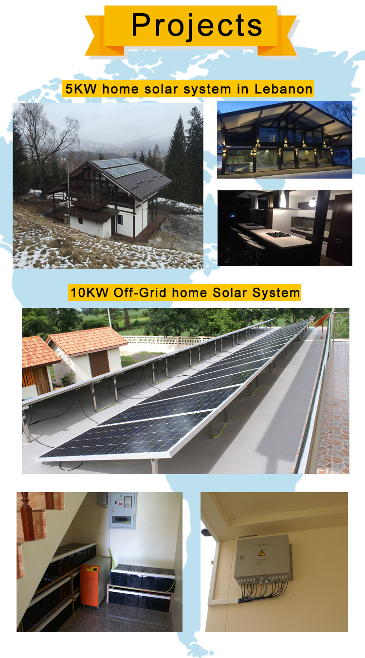 Complete! 1000w solar energy system off grid 1kw solar power system for home use