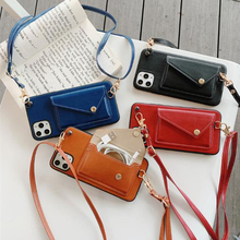 PU Leather Crossbody Cell <strong>Phone</strong> Case and <strong>Wallet</strong> <strong>Phone</strong> Purse Bag <strong>with</strong> Flap Snap <strong>Pocket</strong> and Adjustable Strap