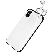 2 in 1 Cover INS Gift Coque for AirPods Earphone Phone Case with for airpods phone case for airpod holder for <strong>iPhone</strong> 7 11