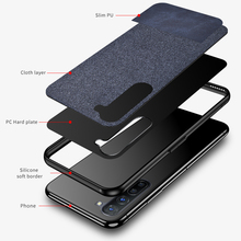 for oppo reno 3 3 pro <strong>10</strong> x 2 <strong>Z</strong> 2 ace <strong>z</strong> Mobile Phone Accessories Cloth Case Business College Style covers phone cases