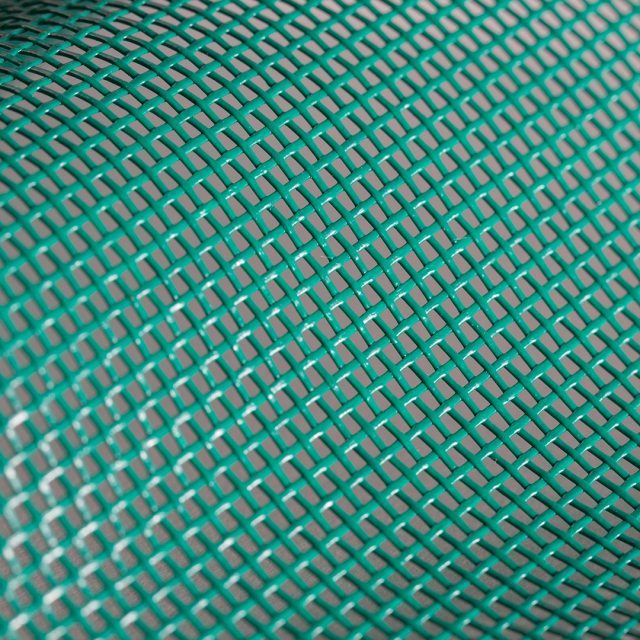 waterproof pvc coated plastic woven vinyl mesh fabric for chair