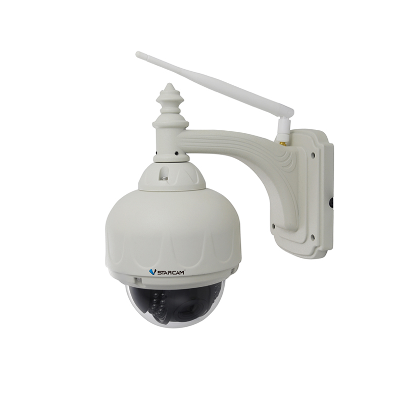720P Wifi IP Camera PTZ Wireless Waterproof Outdoor IR-Cut <strong>Security</strong> Surveillance For Smart Home Automation Controller