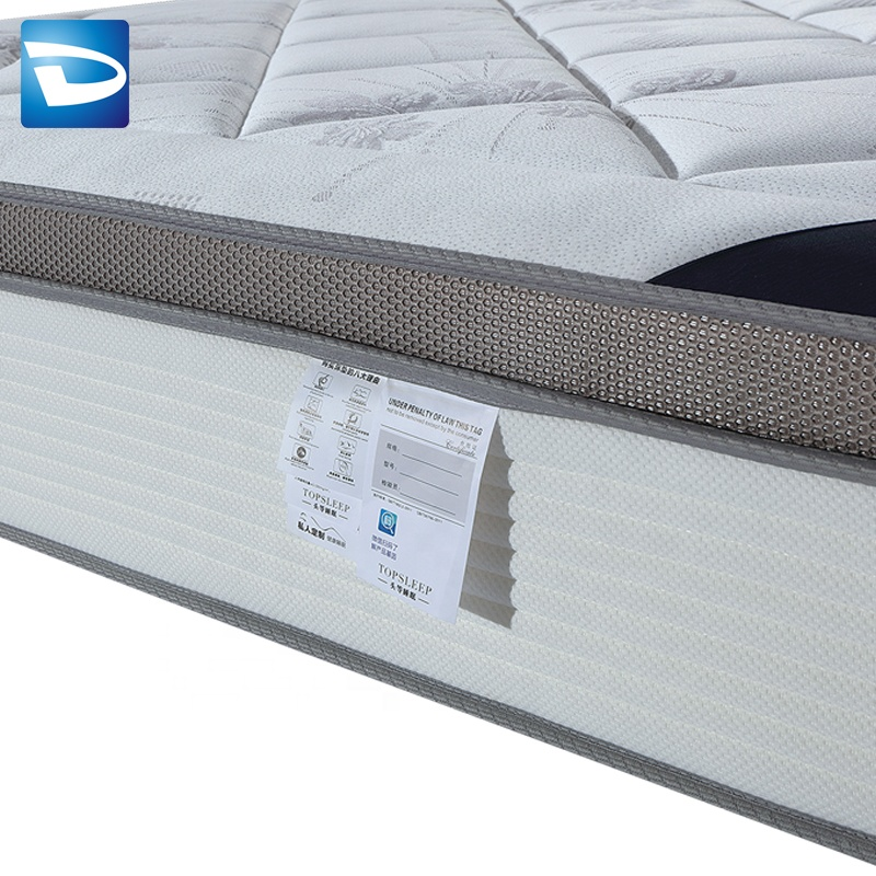 Darling cheapest pocket anti-decubitus latex dapeng mattress - Jozy Mattress | Jozy.net