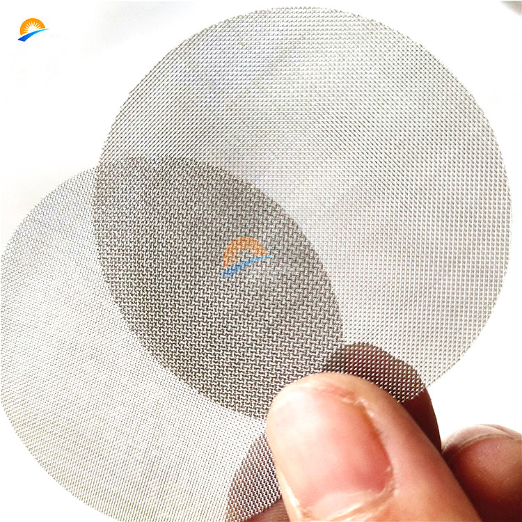 micro ss fine mesh cylindrical filters xiangguang <strong>manufacture</strong>