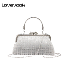 LOVEVOOK women bag female evening clutch ladies shoulder crossbody bag for party purse wallets small purses and <strong>handbag</strong> 2019
