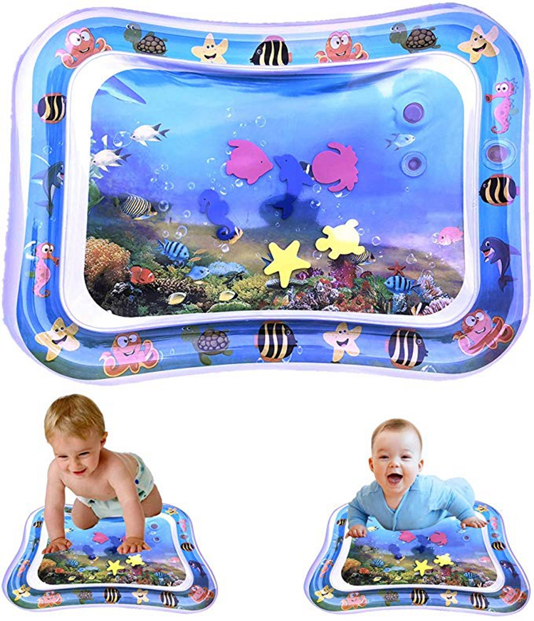 Baby Kids <strong>Water</strong> Play Mat Inflatable play mat <strong>water</strong>