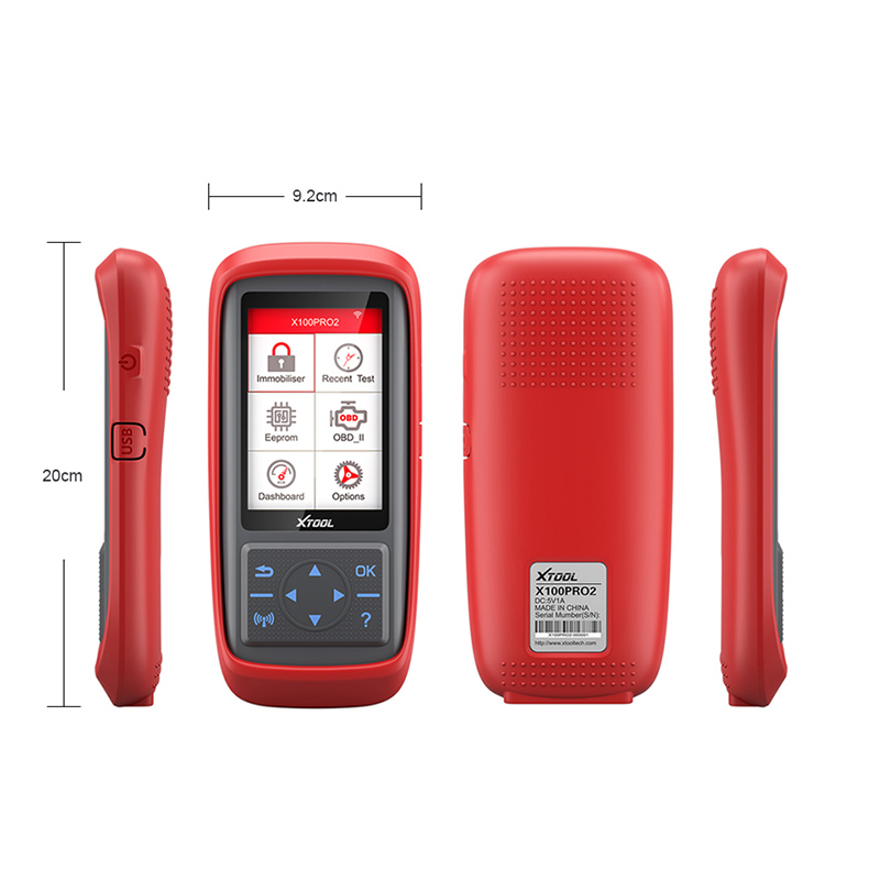 Sale Promotion <strong>X</strong>-<strong>100</strong> PRO 2 Auto Key Programmer original x100 key programmer with high quality <strong>x</strong> <strong>100</strong> pro auto key programmer