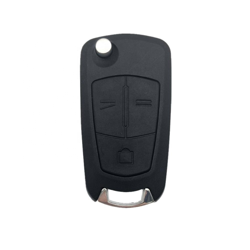 <strong>3</strong> Buttons Flip Replacement Car Remote Smart Key Shell Blank Fob Cover Case For Vauxhall Opel Zafira B Astra <strong>H</strong>