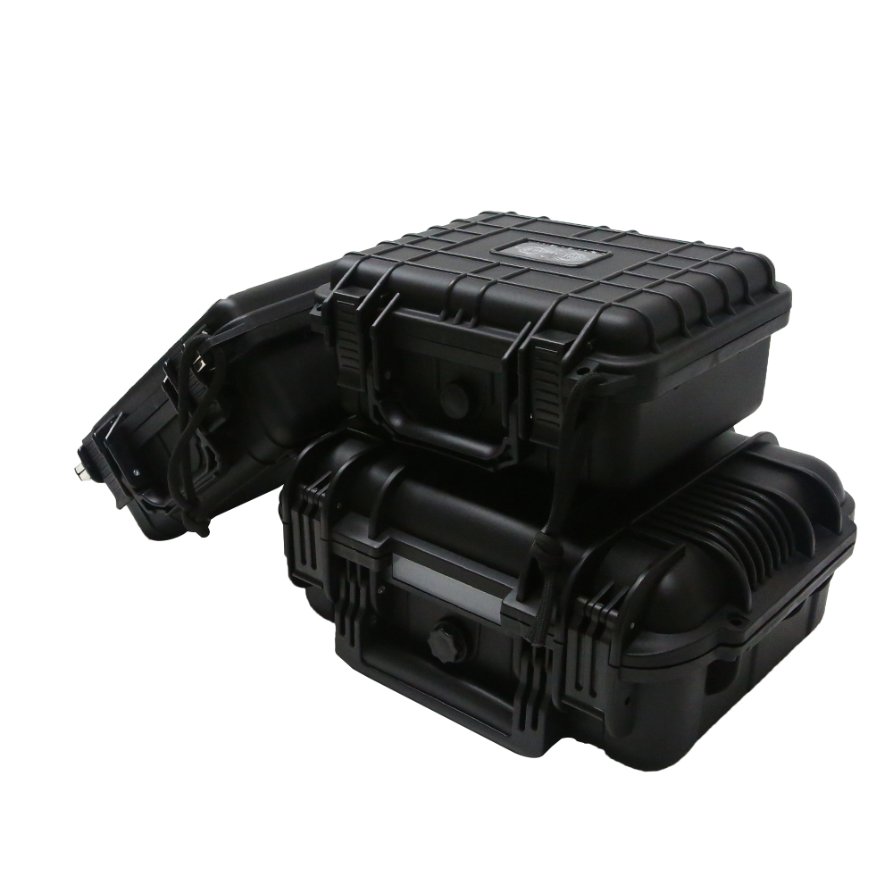 IP67 Waterproof Dustproof Shockproof Strong Hard <strong>Plastic</strong> <strong>Case</strong> Waterproof Equipment Tool <strong>Case</strong> with Foam and Handle