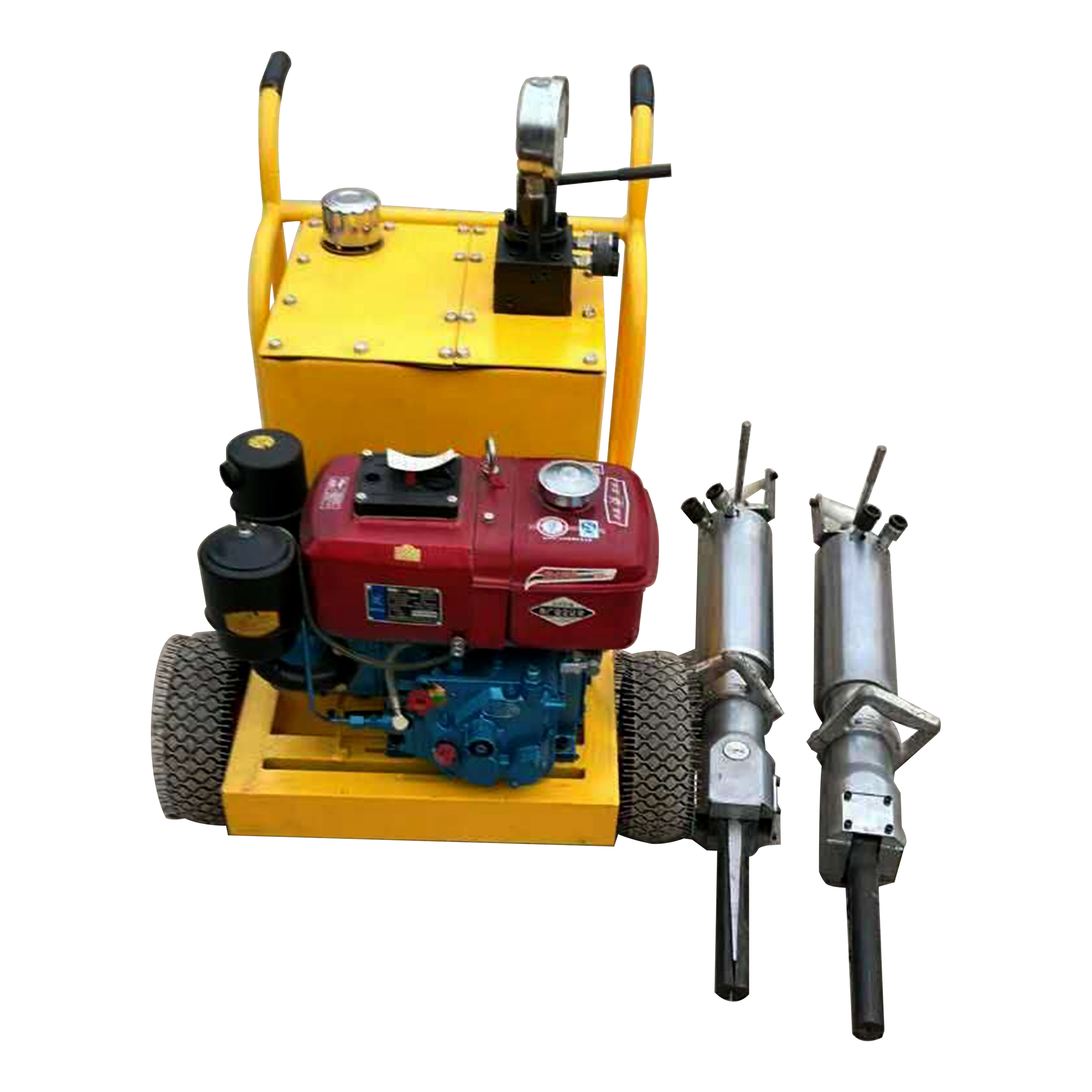 Factory wholesale same with darda <strong>c12</strong> rock splitter
