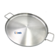Kitchenware 30/40/50/60cm Outdoor Stainless Steel Stocked Feature and Frying Pans & Skillets Pan Type