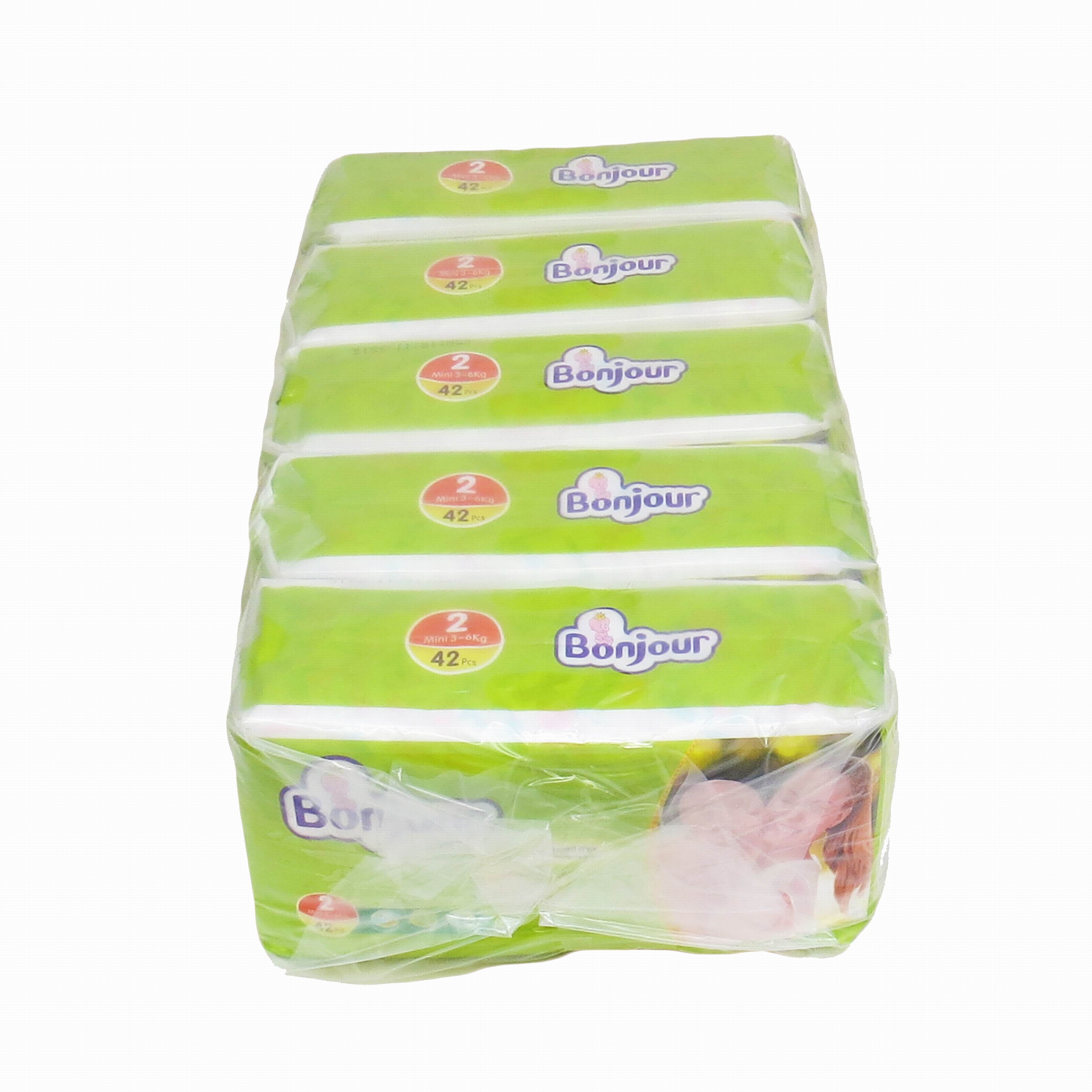 Disposable Cloth-Film Baby Diaper Sleepy Baby Products Supplier In China