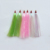 Colorful saltwater slider bucktail teasers fishing duster