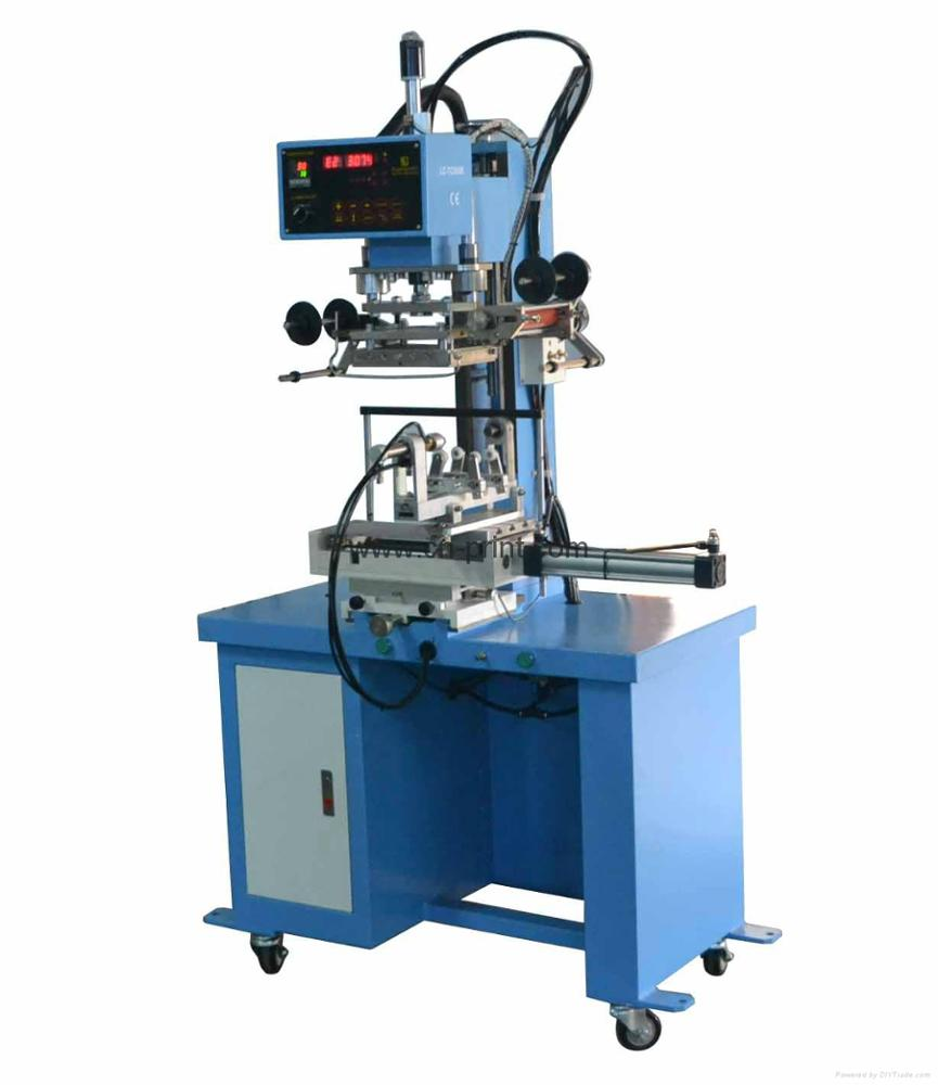 High quality Printing Machine of Heat Press Machine for bottle <strong>caps</strong> TC-250K