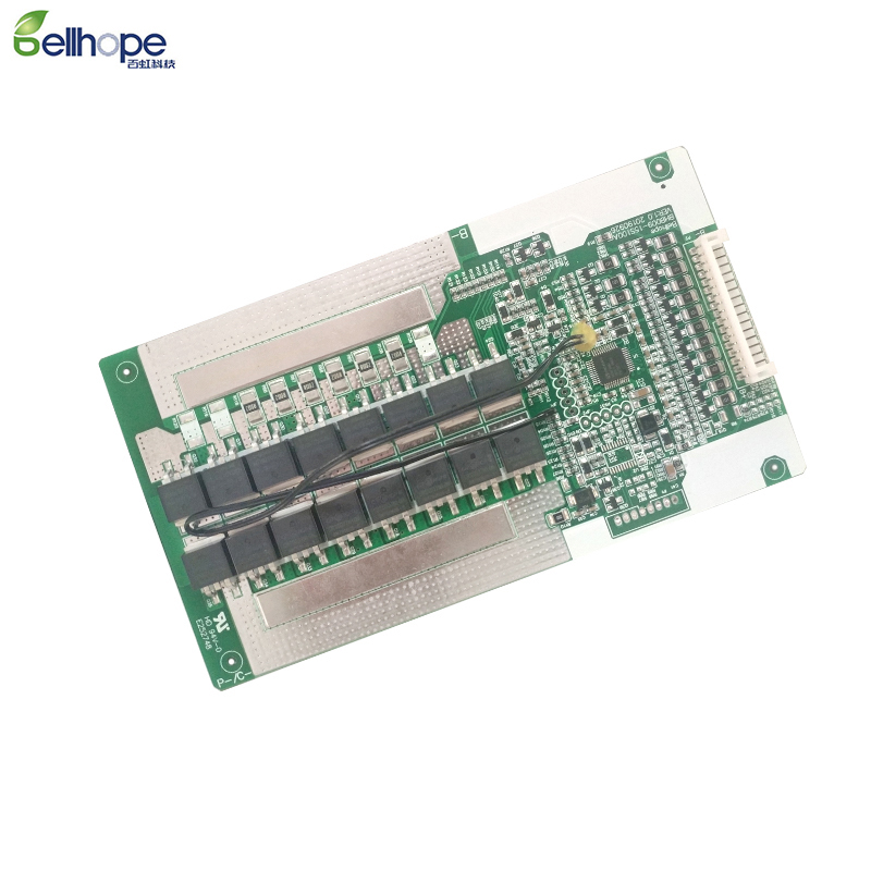 16S BMS/PCB/PCM 50A 60A 60V li-ion battery BMS for battery management system