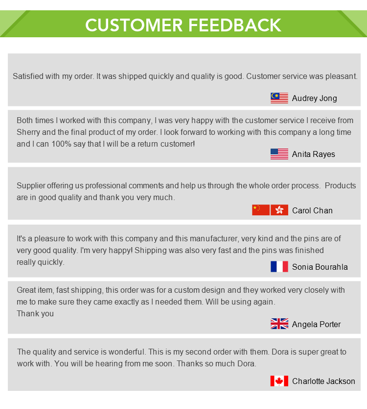 7 Customer Feedback