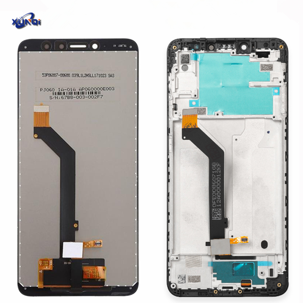 Lcd Display Touch Screen Digitizer Assembly For Xiaomi For Redmi S2 For Redmi <strong>Y2</strong> with frame