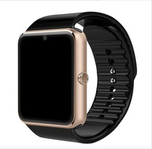 <strong>Smart</strong> <strong>Watch</strong> GT08 Clock Sync Notifier Support Sim TF Card Bluetooth Connectivity Android Phone Smartwatch Alloy Smartwatch
