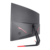 ultra slim 1ms 165hz curved lcd monitor gaming 27 inch 2K with hd display port dp input