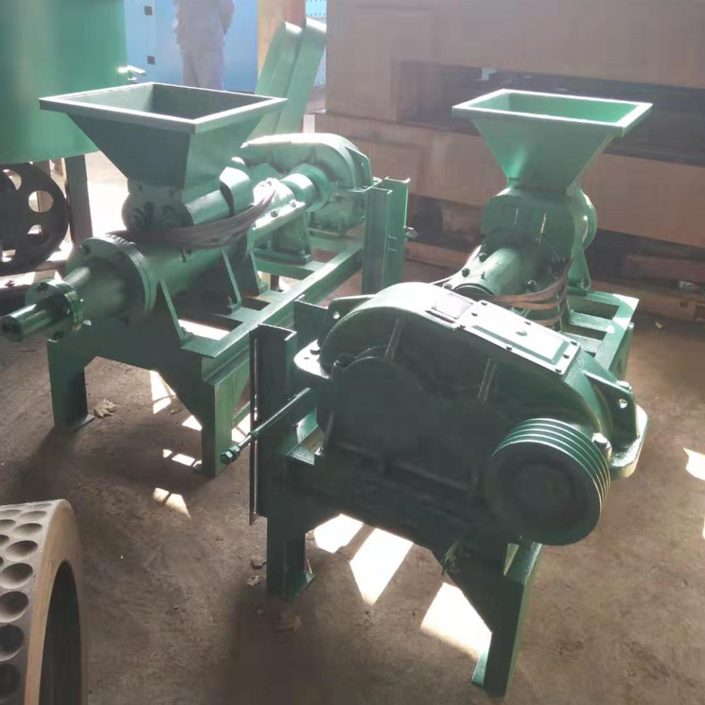 Charcoal Stick Extruder Machine