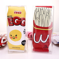 Korean Stationery Pencil Case Simulation Fun Snacks Bag Student High-Capacity Student