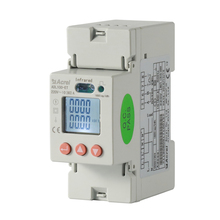 Acrel DIN rail single phase energy meter ADL100-ET/C with RS485 <strong>communication</strong>