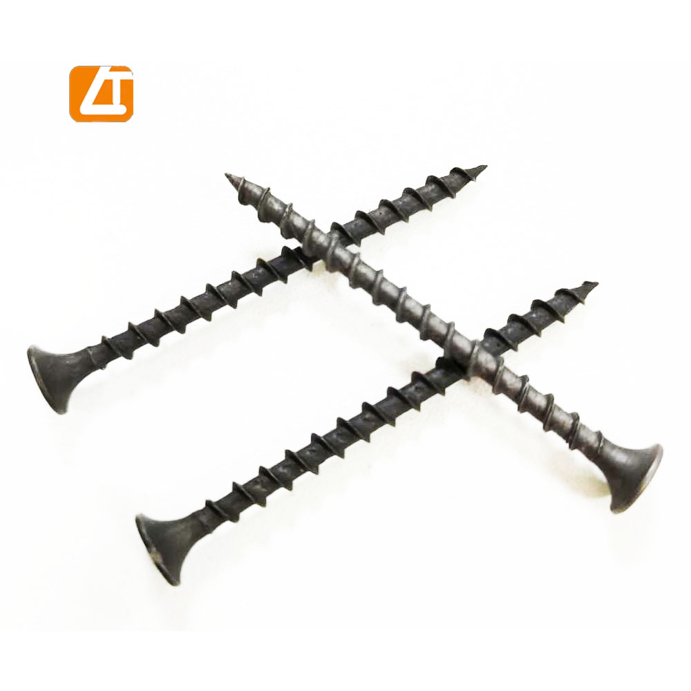<strong>C1022</strong> carbon steel self tapping wood <strong>black</strong> phosphate china <strong>drywall</strong> <strong>black</strong> <strong>screw</strong>