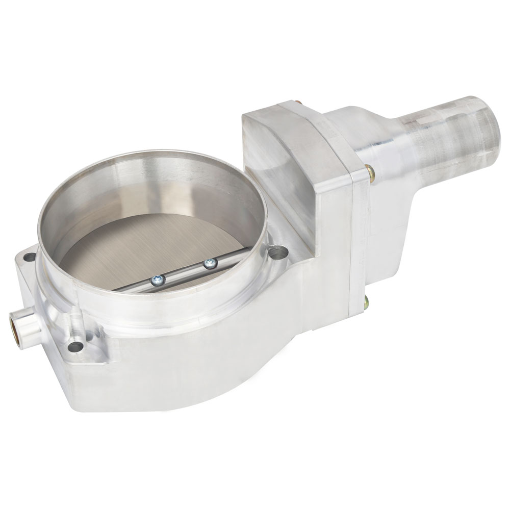 Electronic Drive-By-Wire ls7 throttle body <strong>102</strong>, Silver 102mm Throttle Body for LSXR