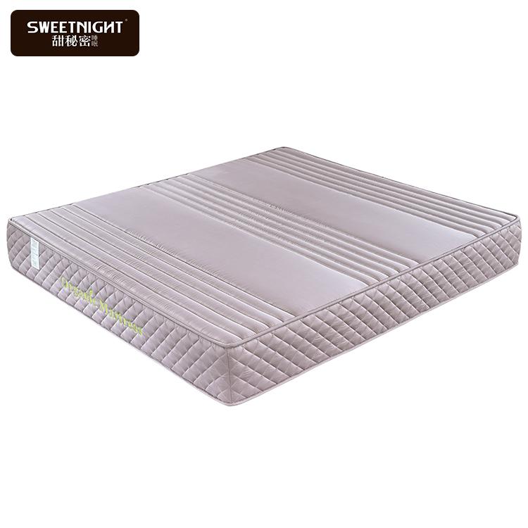 Wholesale malaysia tencel fabric compress pack mattress pad topper - Jozy Mattress   Jozy.net