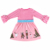 New Arrival Latest Design Summer clothing Cute Kids Clothing Dress Casual Baby Girl Dress