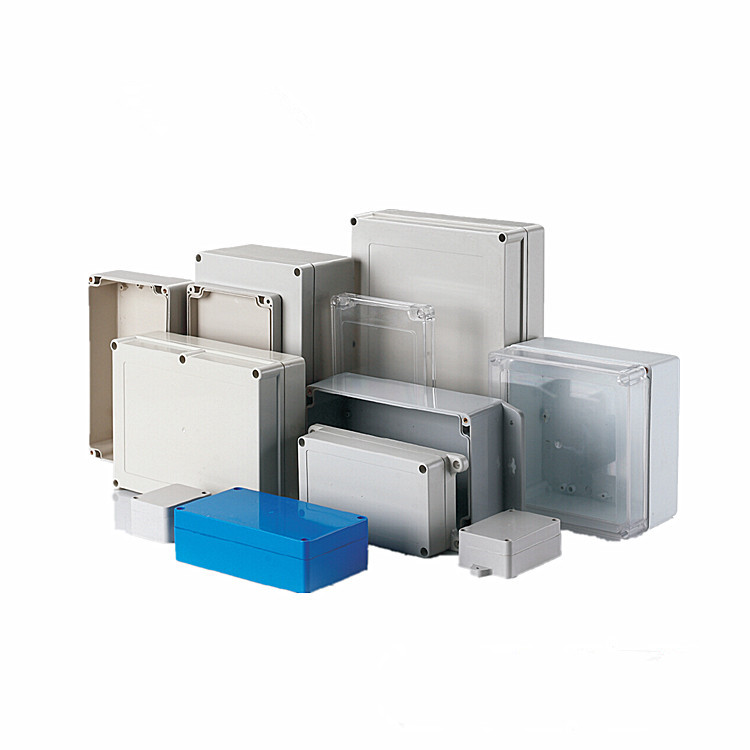 CHINA factory 230(267) * 150 * <strong>109</strong> mm PW079 PLastic outdoor electrical enclosures IP65 plastic project box
